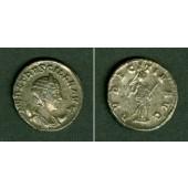 HERENNIA ETRUSCILLA  Antoninian  ss+  [249-251]