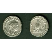 Quintus HERENNIUS ETRUSCUS  Antoninian  selten  f.vz/ss+  [250-251]