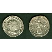 M. Julius Severus PHILIPPUS II. Filius  Antoninian  ss+  selten  [246-247]