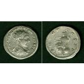 Marcus Aurelius Antoninus Pius Felix ELAGABALUS  Antoninian  RAR!  ss+  [218]