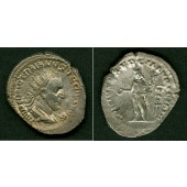 Caius Messius Quintus TRAJANUS DECIUS  Antoninian  vz  [249-251]