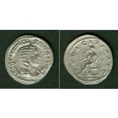 Marcia OTACILIA SEVERA  Antoninian  selten  vz/ss-vz  [244-246]
