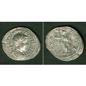 Marcus Antonius GORDIANUS III. Pius  Antoninian  f.vz  selten!  [238-239]