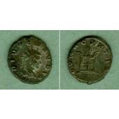 M. Aurelius CLAUDIUS II. GOTHICUS Divus  Antoninian  ss-vz  [268-270]