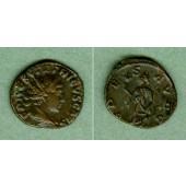 Caius Pius Esuvius TETRICUS II. (Filius)  Antoninian  ss+  [273-274]