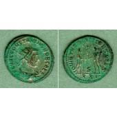 Flavius Valerius CONSTANTIUS I. (Chlorus)  Antoninian  ss-vz  selten  [295-305]