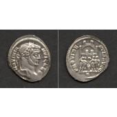 Caius GALERIUS Valerius Maximianus  Silber Argenteus  prfr.!  selten!  [295-297]