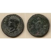 Titus Flavius VESPASIANUS  As  ss-vz  [75]