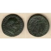 Titus Flavius VESPASIANUS  As  vz  selten!  [72-73]