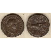 TITUS Flavius Vespasianus  As  ss+/vz-  selten  [72]