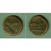 SEXTUS POMPEIUS MAGNUS Pius  As  ss  selten!  [45 v.Chr.]