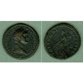 Titus Flavius DOMITIANUS  As  ss-vz  [87]