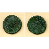 Marcus Aurelius Antoninus III. CARACALLA  As  ss-vz  selten!  [211]