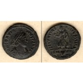 Flavius GRATIANUS  Kleinbronze  selten  ss  [367-378]