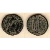 Flavius ARCADIUS  AE3 Kleinbronze  ss/vz-  [395-401]