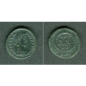 Flavius GRATIANUS  AE4 Kleinbronze  ss-vz  selten  [378-383]