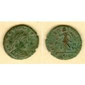 Flavius GRATIANUS  Kleinbronze  selten  f.vz/ss  [367-375]