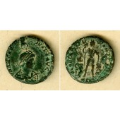 Flavius ARCADIUS  AE2 Mittelbronze  selten  ss/s-ss  [383-408]