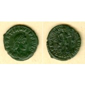 Flavius GRATIANUS  AE3 Kleinbronze  ss-vz  [367-375]