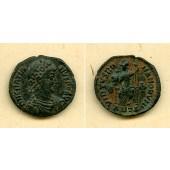 Flavius GRATIANUS  AE3 Kleinbronze  ss+  [378-383]