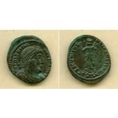 Flavius VALENTINIANUS I.  AE3 Kleinbronze  vz  [367-375]