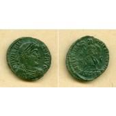 Flavius VALENS  AE3 Kleinbronze  vz  [367-375]