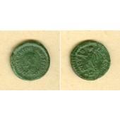 Flavius VALENTINIANUS II.  AE4 Kleinbronze  ss-vz  [384-387]
