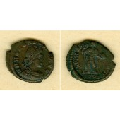 Flavius HONORIUS  AE2 Kleinbronze  ss+  [393-423]