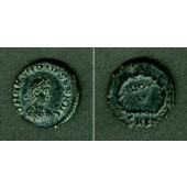 Flavius ARCADIUS  AE4 Minibronze  vz/ss+  [383]