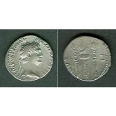 Marcus Ulpius TRAJANUS  Cistophor  selten  ss+