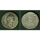 Titus Flavius DOMITIANUS  Cistophor  ss+  selten  [82]
