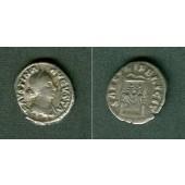 Annia Galeria FAUSTINA FILIA  Denar  ss  selten  [161-176]