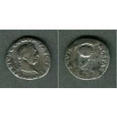 Aulus VITELLIUS Denar  s-ss  sehr selten  [69]