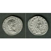 Marcus Aurelius Antoninus Pius Felix ELAGABALUS  Denar  vz  [218-222]