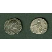 ANTONINUS PIUS  Denar  vz/ss+  [154-155]