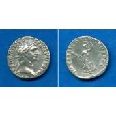 Titus Flavius DOMITIANUS  Denar  ss-vz  [92-93]