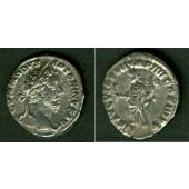 Lucius Aelius Aurelius COMMODUS  Denar  ss-vz/ss  [181-182]