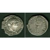 TITUS Flavius Vespasianus  Denar  ss-vz  [79]