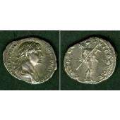 Marcus Ulpius TRAJANUS  Denar  f.vz  [114-117]