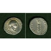 Titus Flavius VESPASIANUS  Denar  ss  selten  [79]