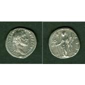 ANTONINUS PIUS  Denar  ss  selten  [149-150]