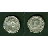 Annia Galeria FAUSTINA FILIA  Denar  Diva  ss-vz  selten  [176-180]