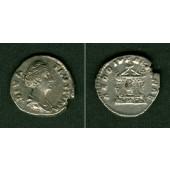 Annia Galeria FAUSTINA MATER  Denar  ss+  selten  [141-161]