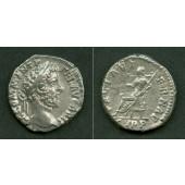 Lucius Aelius Aurelius COMMODUS  Denar  ss+  [186-189]