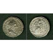 Lucius SEPTIMIUS SEVERUS  Denar  ss-vz  [210]