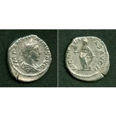 Marcus Aurelius Antoninus Pius Felix ELAGABALUS  Denar  ss+  [218-222]