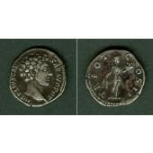 MARCUS AURELIUS Antoninus  Denar  ss+  [146-147]