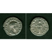 LUCIUS (Aurelius) VERUS  Denar  ss+  selten  [161]