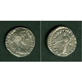 Lucius Aelius Aurelius COMMODUS  Denar  f.vz  [181]