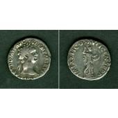 Titus Flavius DOMITIANUS  Denar  ss  [95-96]